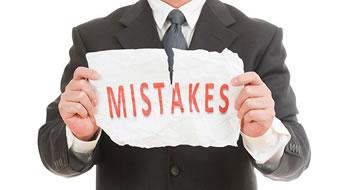 Veja quais são os principais erros de um e-commerce