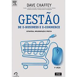 Livro Gestão de E-business e E-commerce