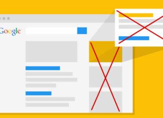 Google acaba com anúncios na lateral das pesquisas